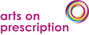 Arts on Prescription Logo